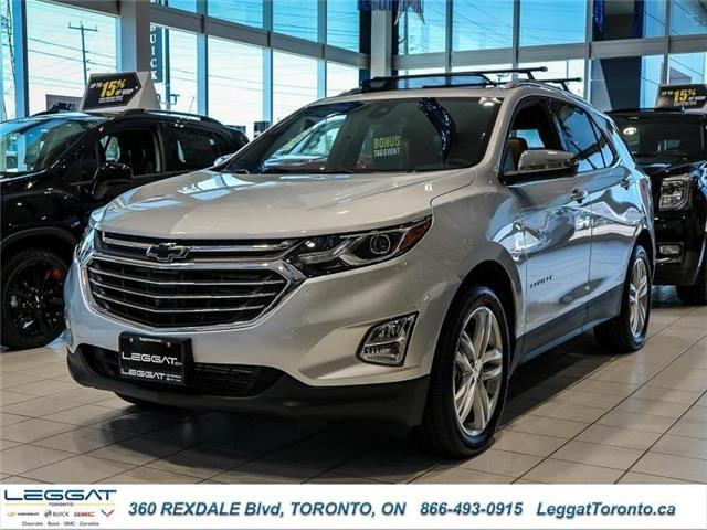 2019 Chevrolet Equinox Premier (Stk: 239501) in Etobicoke - Image 1 of 15