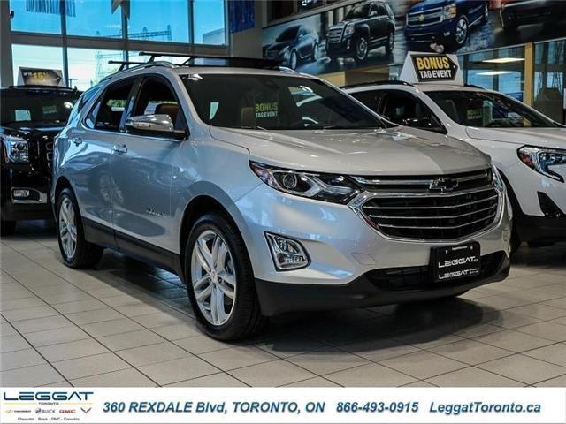 2019 Chevrolet Equinox Premier (Stk: 239501) in Etobicoke - Image 3 of 15