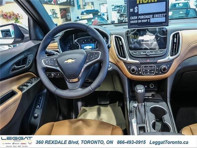 2019 Chevrolet Equinox Premier (Stk: 239501) in Etobicoke - Image 9 of 15