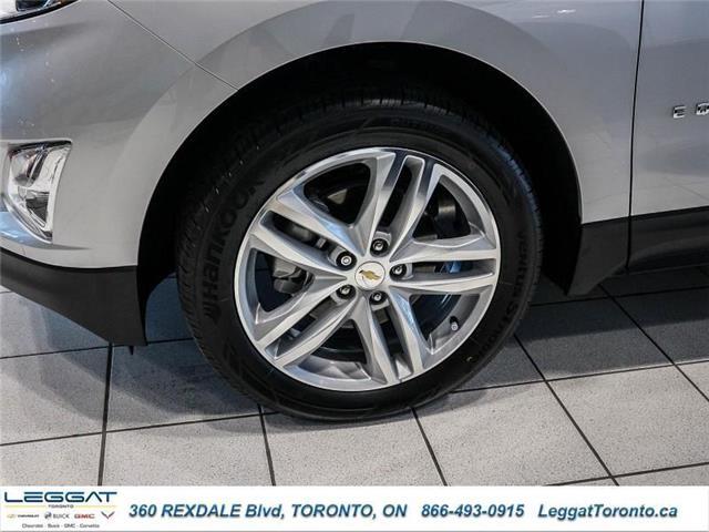 2019 Chevrolet Equinox Premier (Stk: 239501) in Etobicoke - Image 14 of 15