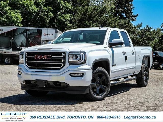 2019 GMC Sierra 1500 Limited Base (Stk: 183298) in Etobicoke - Image 1 of 19