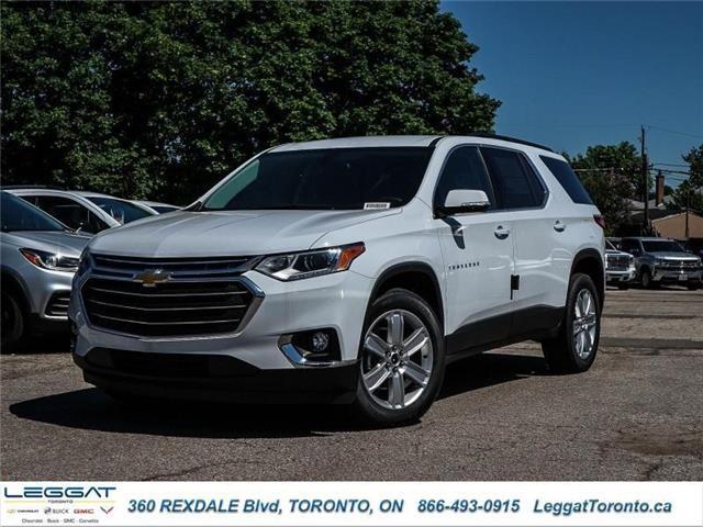 2019 Chevrolet Traverse LT (Stk: 274301) in Etobicoke - Image 1 of 20