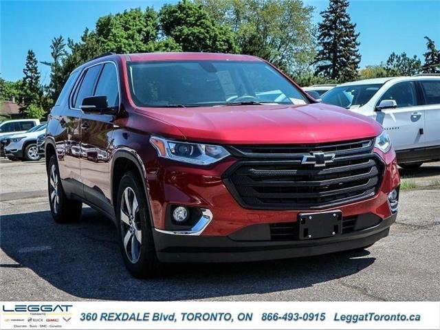 2019 Chevrolet Traverse 3LT (Stk: 279623) in Etobicoke - Image 3 of 19