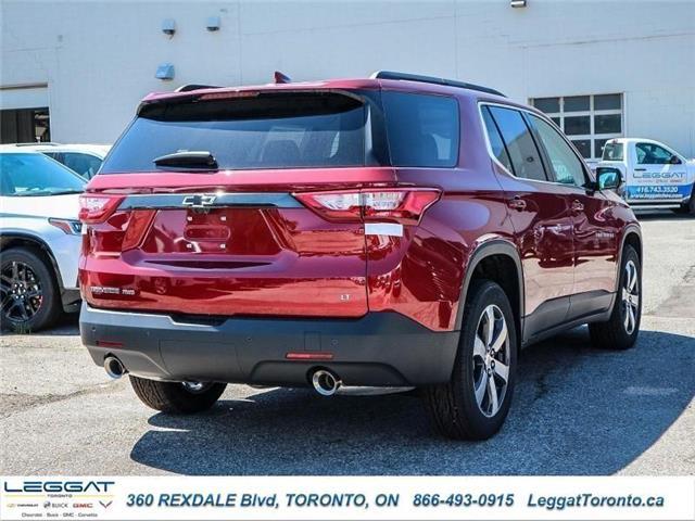 2019 Chevrolet Traverse 3LT (Stk: 279623) in Etobicoke - Image 4 of 19