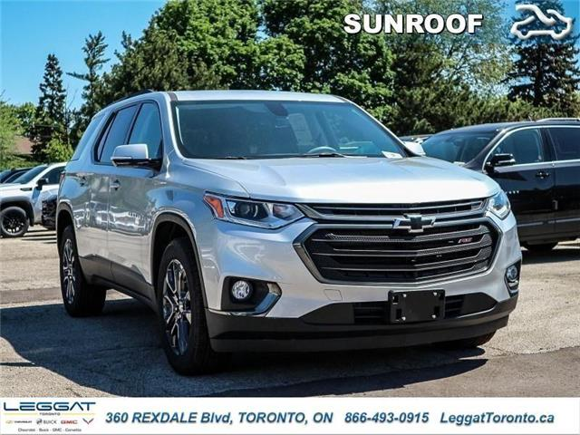 2019 Chevrolet Traverse RS (Stk: 279046) in Etobicoke - Image 3 of 20