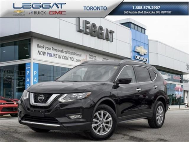 2018 Nissan Rogue SV (Stk: T11544) in Etobicoke - Image 1 of 22