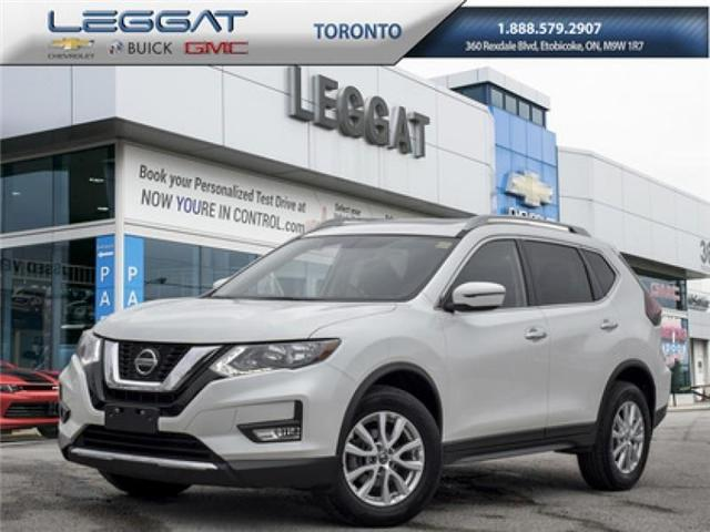 2018 Nissan Rogue SV (Stk: T11545) in Etobicoke - Image 1 of 22