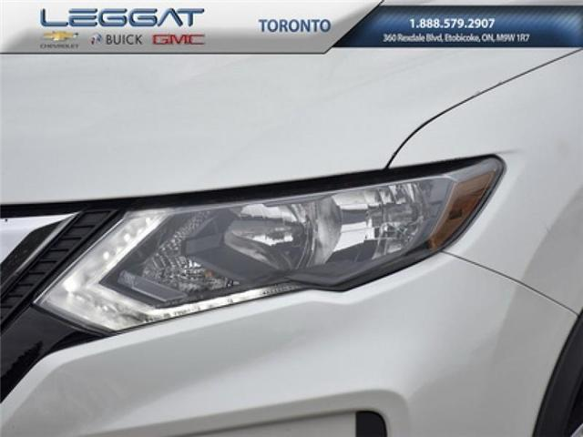 2018 Nissan Rogue SV (Stk: T11545) in Etobicoke - Image 2 of 22