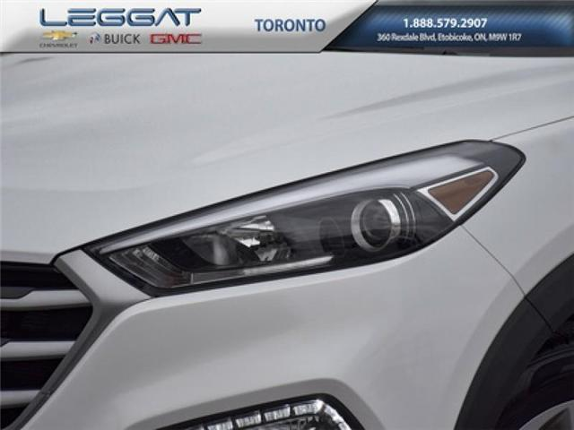 2018 Hyundai Tucson SE (Stk: T11546) in Etobicoke - Image 2 of 22
