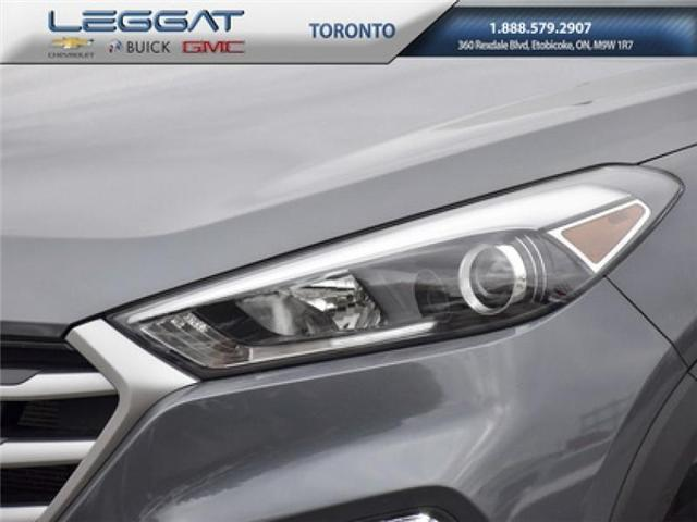 2018 Hyundai Tucson SE (Stk: T11547) in Etobicoke - Image 2 of 22