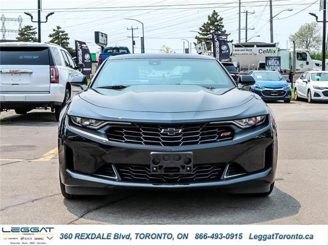 2019 Chevrolet Camaro 3LT (Stk: 145304) in Etobicoke - Image 2 of 21