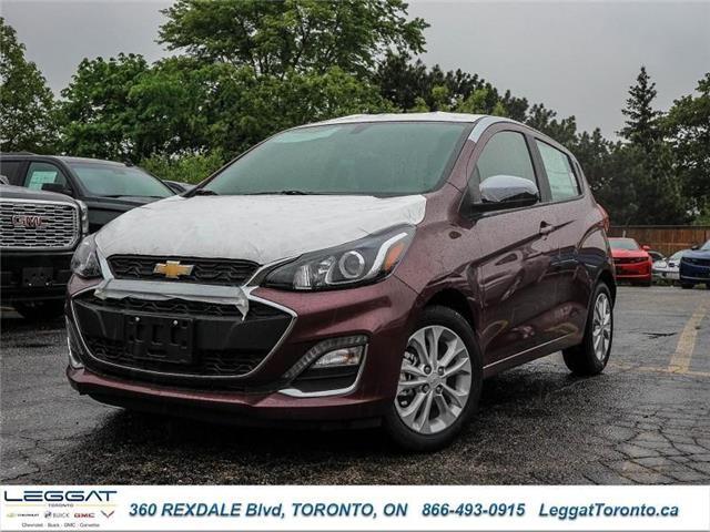 2019 Chevrolet Spark 1LT CVT (Stk: 771473) in Etobicoke - Image 1 of 20