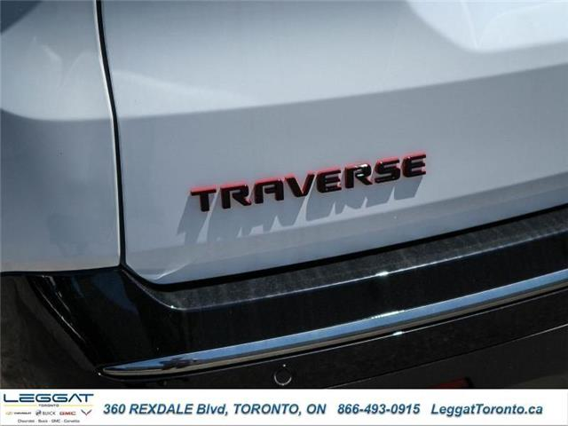 2019 Chevrolet Traverse Premier (Stk: 286389) in Etobicoke - Image 18 of 20