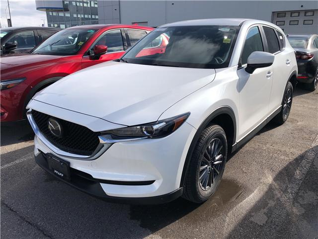 2019 Mazda CX-5 GS (Stk: LM9069) in London - Image 1 of 5