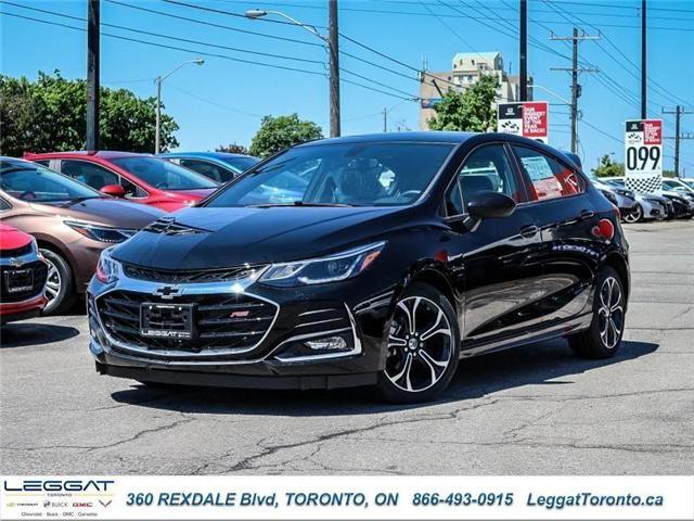 2019 Chevrolet Cruze LT (Stk: 629464) in Etobicoke - Image 1 of 19