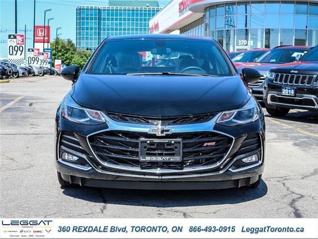 2019 Chevrolet Cruze LT (Stk: 629464) in Etobicoke - Image 2 of 19