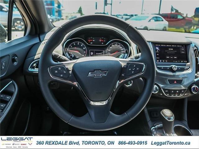 2019 Chevrolet Cruze LT (Stk: 629464) in Etobicoke - Image 10 of 19