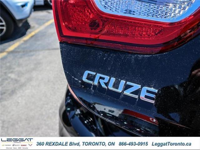 2019 Chevrolet Cruze LT (Stk: 629464) in Etobicoke - Image 17 of 19