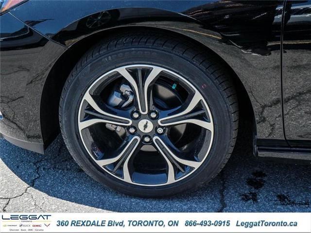 2019 Chevrolet Cruze LT (Stk: 629464) in Etobicoke - Image 18 of 19