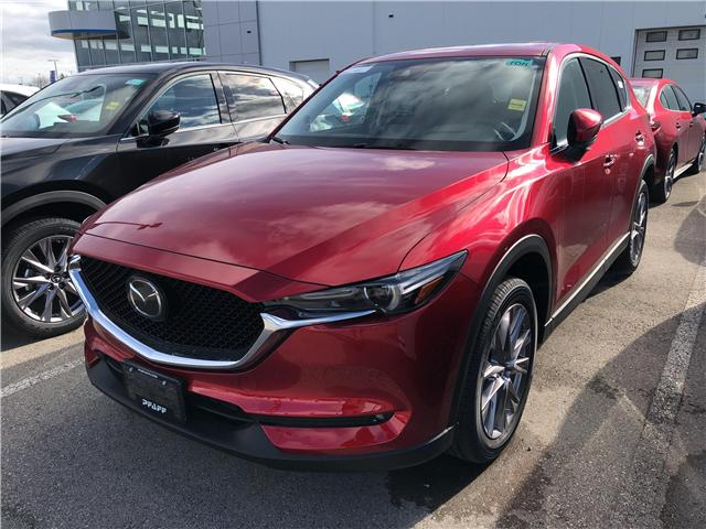 2019 Mazda CX-5 GT w/Turbo (Stk: LM9099) in London - Image 1 of 5
