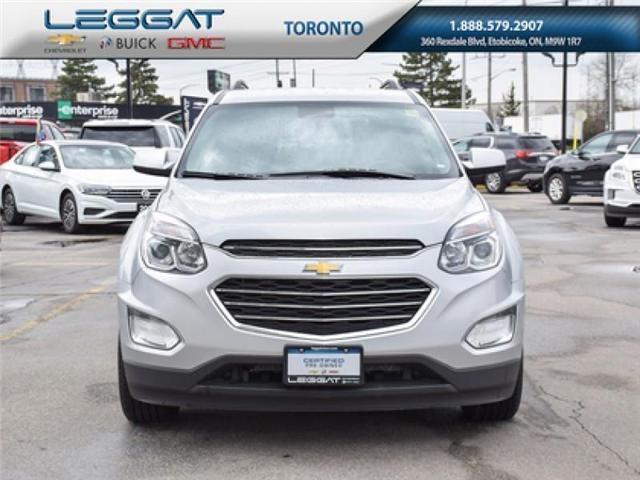 2017 Chevrolet Equinox LT (Stk: T11563) in Etobicoke - Image 2 of 24