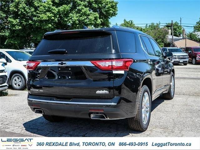 2019 Chevrolet Traverse High Country (Stk: 287436) in Etobicoke - Image 5 of 21