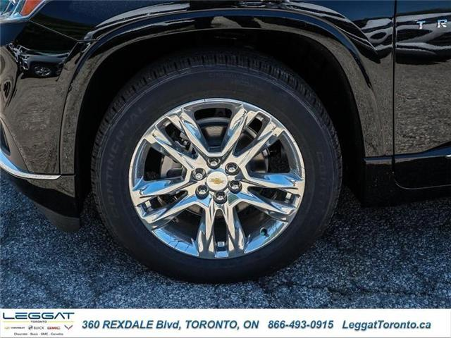 2019 Chevrolet Traverse High Country (Stk: 287436) in Etobicoke - Image 20 of 21