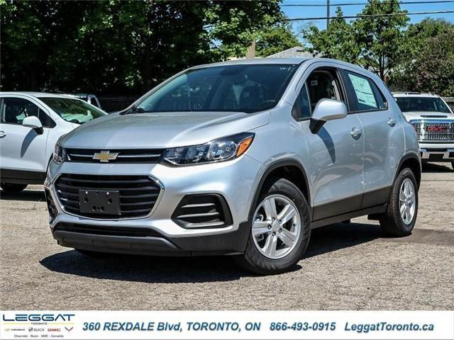 2019 Chevrolet Trax LS (Stk: 360339) in Etobicoke - Image 1 of 19