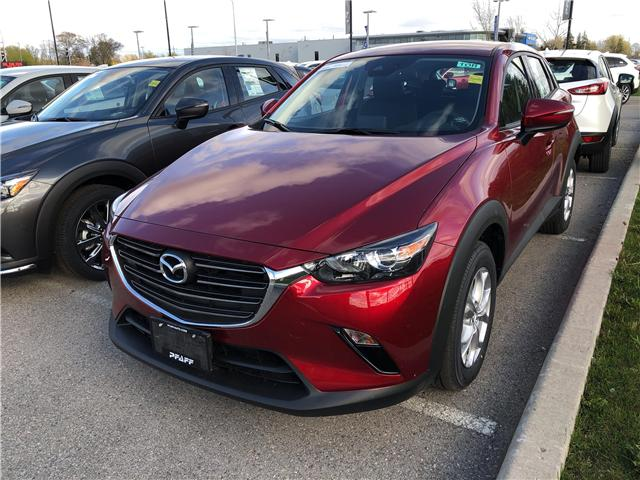 2019 Mazda CX-3 GS (Stk: LM9132) in London - Image 1 of 5