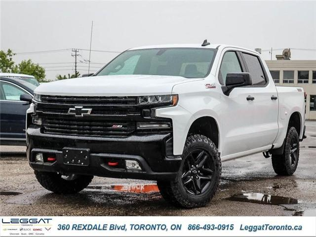2019 Chevrolet Silverado 1500 LT Trail Boss (Stk: 283798) in Etobicoke - Image 1 of 19