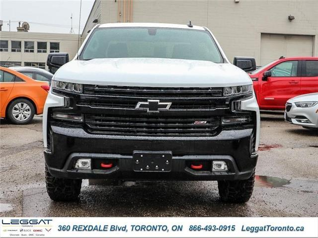 2019 Chevrolet Silverado 1500 LT Trail Boss (Stk: 283798) in Etobicoke - Image 2 of 19