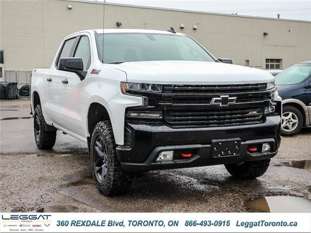2019 Chevrolet Silverado 1500 LT Trail Boss (Stk: 283798) in Etobicoke - Image 3 of 19