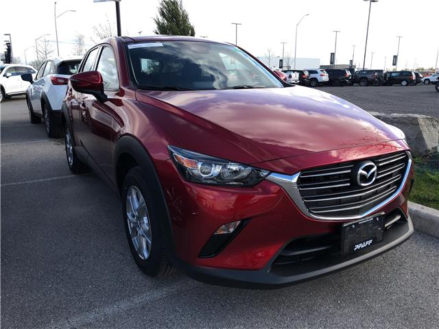 2019 Mazda CX-3 GS (Stk: LM9132) in London - Image 3 of 5