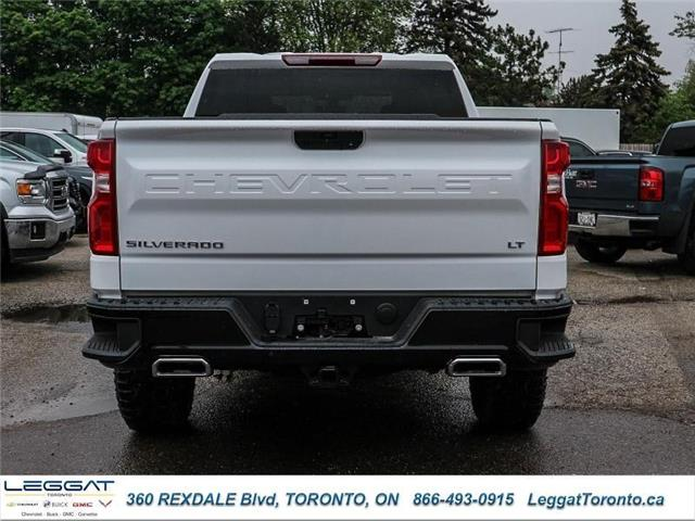 2019 Chevrolet Silverado 1500 LT Trail Boss (Stk: 283798) in Etobicoke - Image 6 of 19