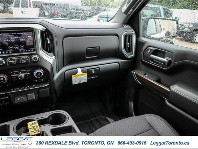2019 Chevrolet Silverado 1500 LT Trail Boss (Stk: 283798) in Etobicoke - Image 14 of 19