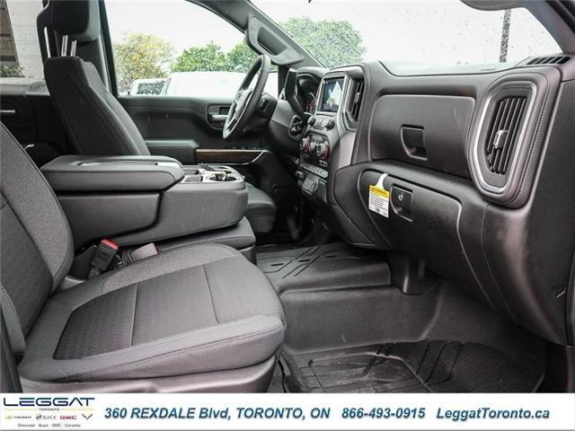 2019 Chevrolet Silverado 1500 LT Trail Boss (Stk: 283798) in Etobicoke - Image 15 of 19
