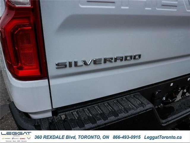 2019 Chevrolet Silverado 1500 LT Trail Boss (Stk: 283798) in Etobicoke - Image 17 of 19