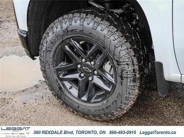 2019 Chevrolet Silverado 1500 LT Trail Boss (Stk: 283798) in Etobicoke - Image 18 of 19