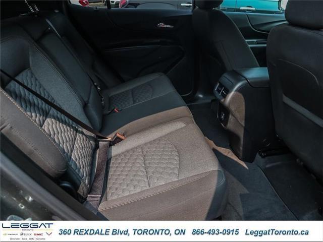 2019 Chevrolet Equinox 1LT (Stk: T11574) in Etobicoke - Image 19 of 27