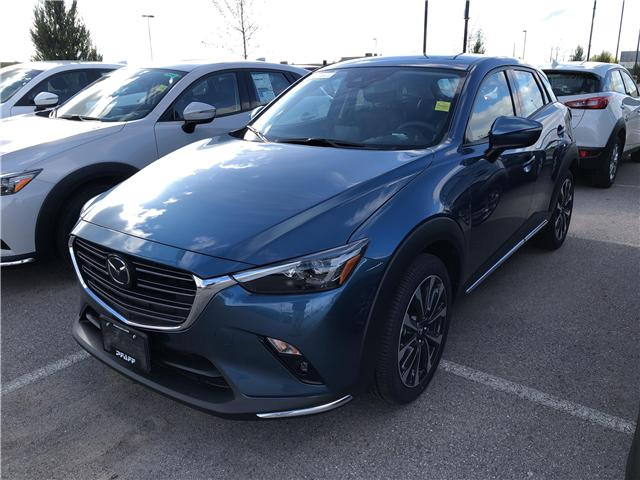 2019 Mazda CX-3 GT (Stk: LM9140) in London - Image 1 of 5