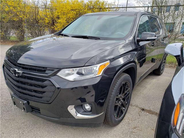 2019 Chevrolet Traverse LT (Stk: 269443) in BRAMPTON - Image 1 of 10