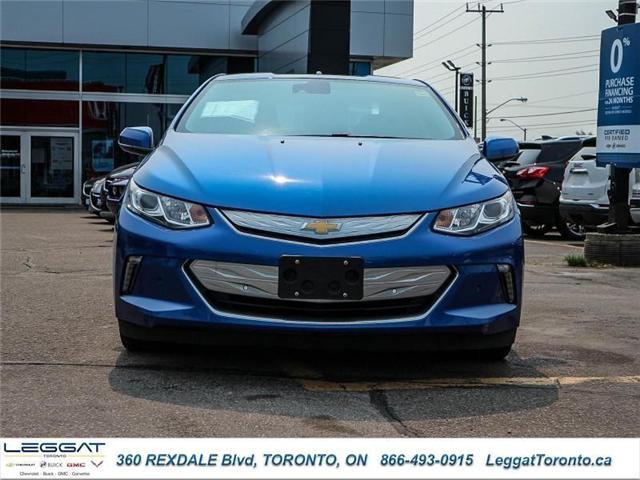2017 Chevrolet Volt Premier (Stk: T11586) in Etobicoke - Image 2 of 24