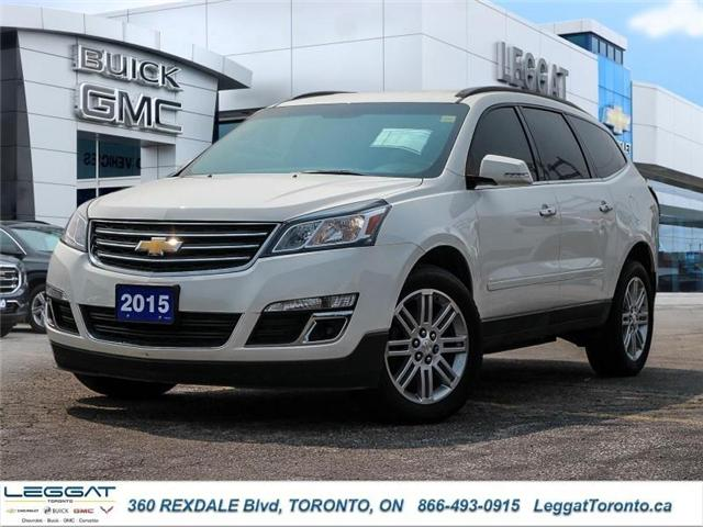2015 Chevrolet Traverse 1LT (Stk: 166405A) in Etobicoke - Image 1 of 21