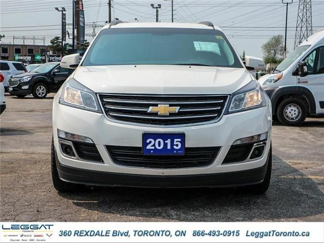 2015 Chevrolet Traverse 1LT (Stk: 166405A) in Etobicoke - Image 2 of 21