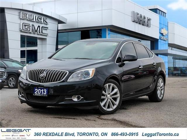 2013 Buick Verano Leather Package (Stk: 623912A) in Etobicoke - Image 1 of 24