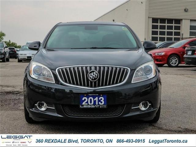 2013 Buick Verano Leather Package (Stk: 623912A) in Etobicoke - Image 2 of 24