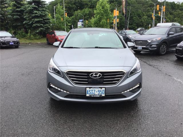 2017 Hyundai Sonata Limited (Stk: SL76855) in Ottawa - Image 2 of 11