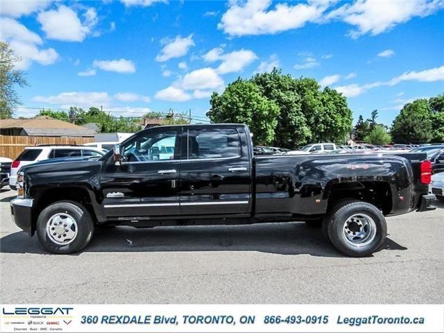 2019 Chevrolet Silverado 3500HD High Country (Stk: 271989) in Etobicoke - Image 5 of 22