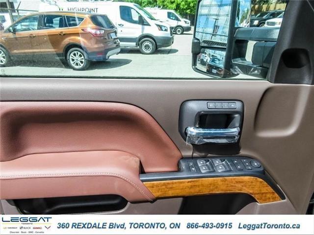 2019 Chevrolet Silverado 3500HD High Country (Stk: 271989) in Etobicoke - Image 6 of 22