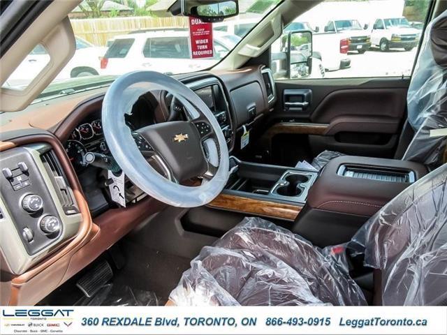 2019 Chevrolet Silverado 3500HD High Country (Stk: 271989) in Etobicoke - Image 7 of 22